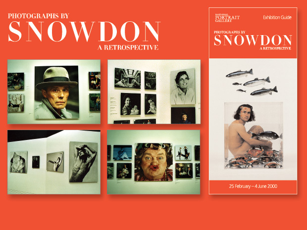 Snowdon: A Retrospective at the NPG