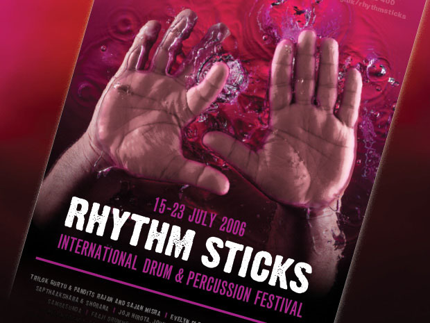 Southbank Centre Rhythm Sticks